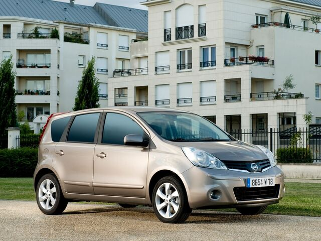 Nissan Note null