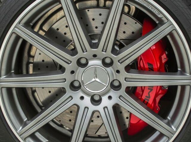Mercedes-Benz E-Class 2016