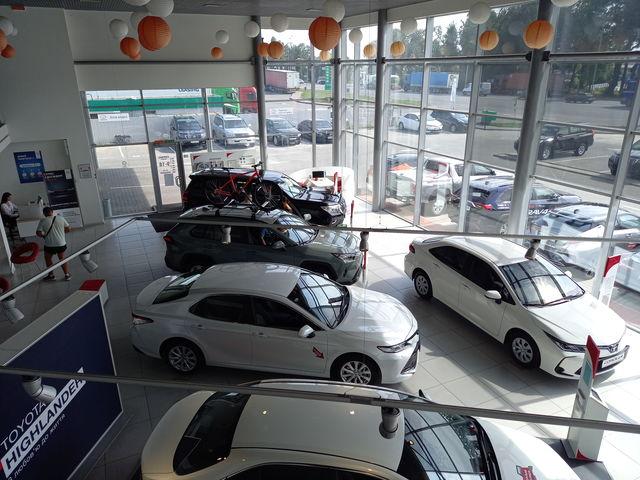"""Купить новое авто Toyota в Виннице в автосалоне """"Премиум Моторс""""   Фото 9 на Automoto.ua"""