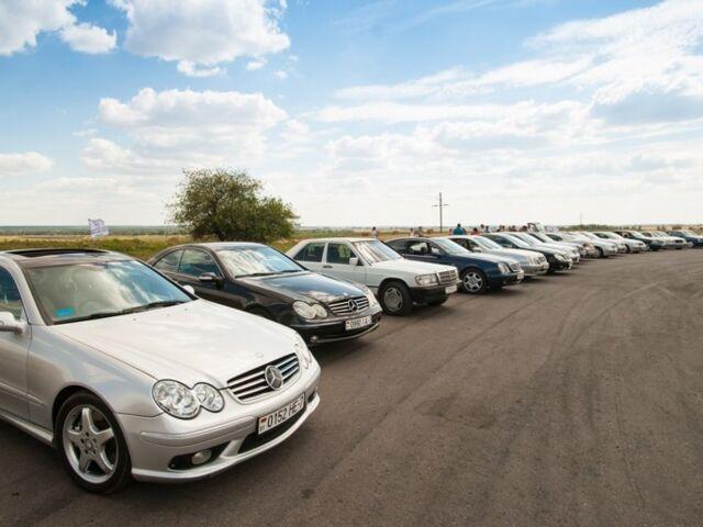 Mercedes-Benz CLK 500 null