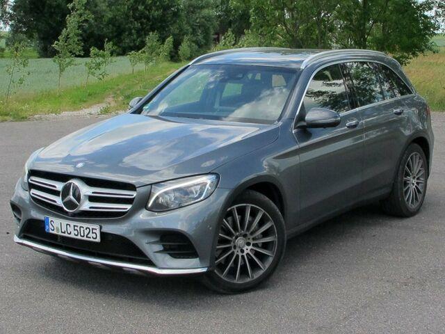 Mercedes-Benz GLC-Class 2016