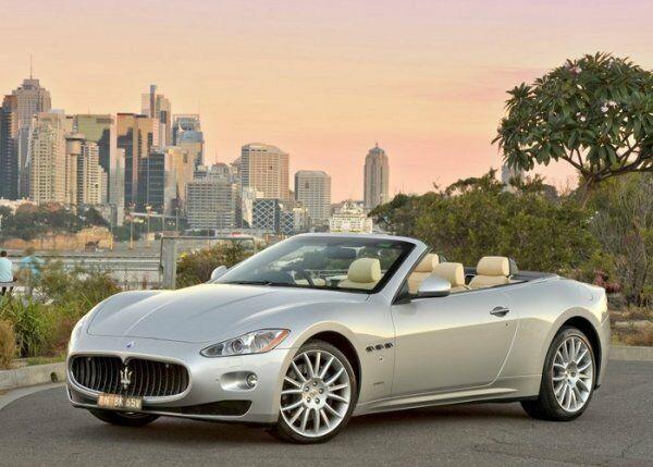 Maserati GranCabrio null