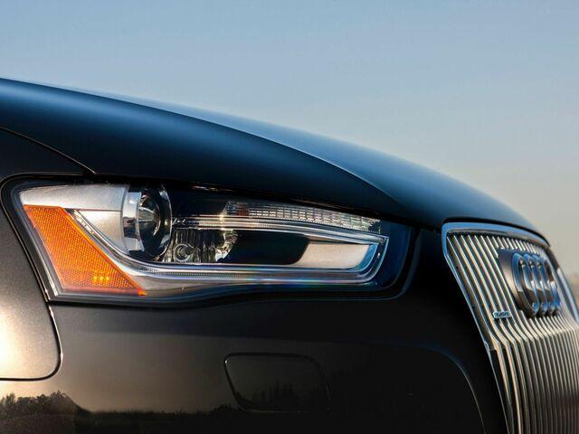 Audi Allroad 2016