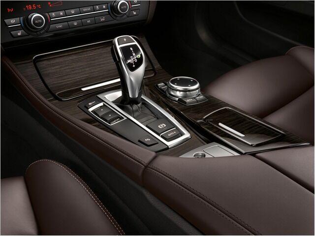 BMW 5 Series 2016