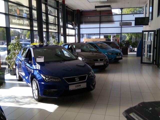 """Купить новое авто  в Одессе в автосалоне """"Адис-Авто Seat""""   Фото 5 на Automoto.ua"""