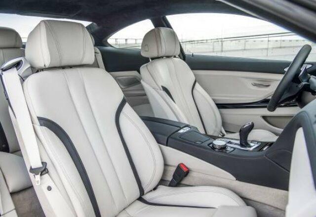 BMW 6 Series 2016