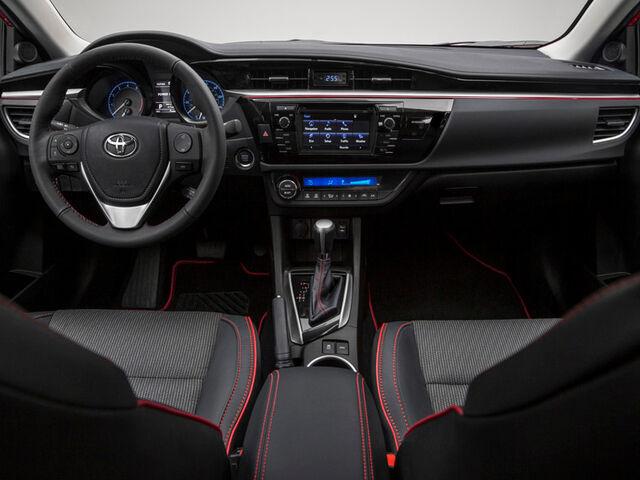 Toyota Corolla 2016