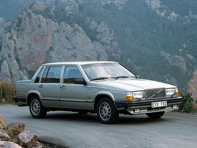 Volvo 760 null