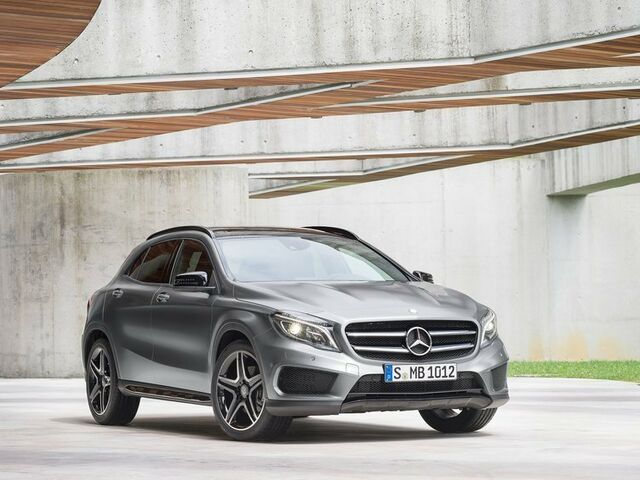 Mercedes-Benz GLA-Class 2016