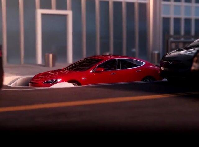 Tesla новости: видео подземных тоннелей от Маска, первое фото грузовика и зарядка с охлаждением