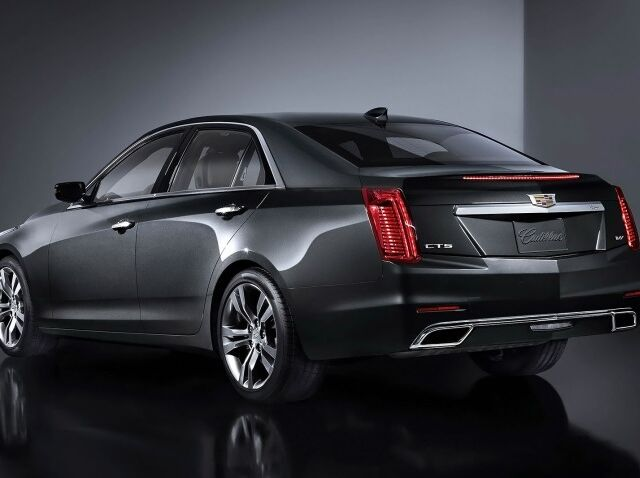 Cadillac CTS 2016