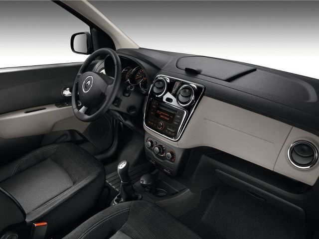 Renault Lodgy 2016