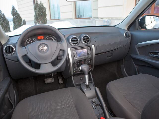 Nissan Almera null