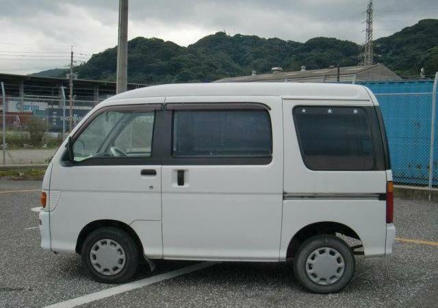 Daihatsu Hijet null