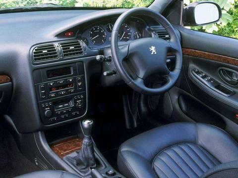 Peugeot 406 null