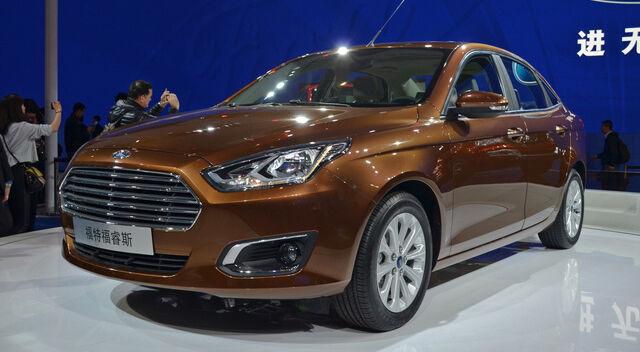 Ford Escort null