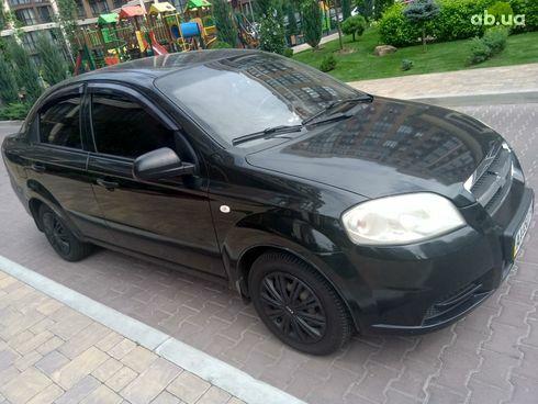 Черный Шевроле Авео, объемом двигателя 1.5 л и пробегом 207 тыс. км за 4399 $, фото 1 на Automoto.ua