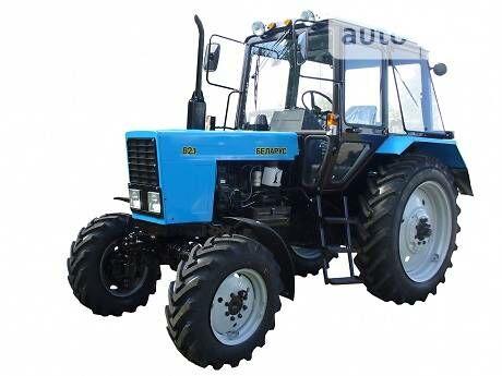 Трактор-погрузчик МТЗ-82.1