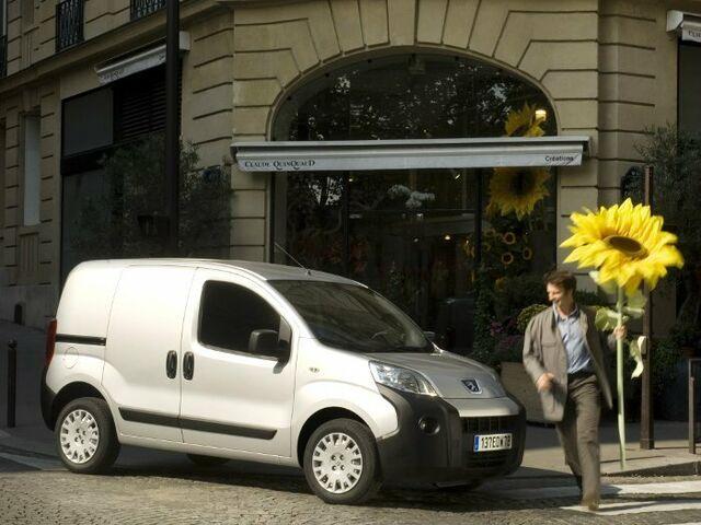 Peugeot Bipper null