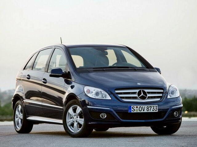 Mercedes-Benz B 170 null