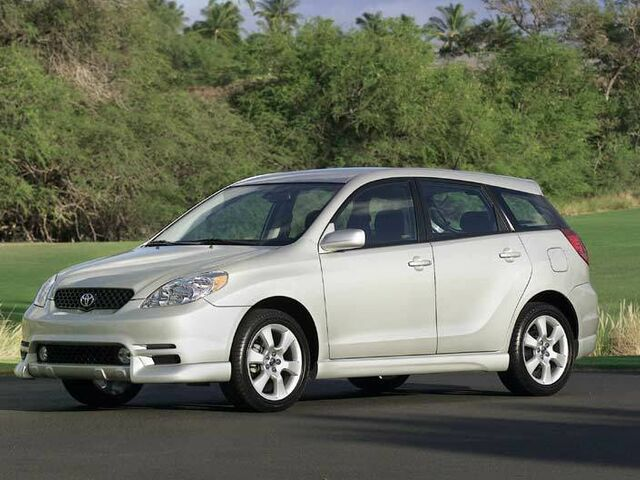 Toyota Matrix null