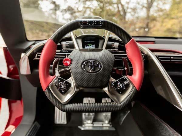 Toyota Supra 2016