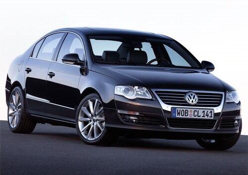 Volkswagen Passat B6 2016