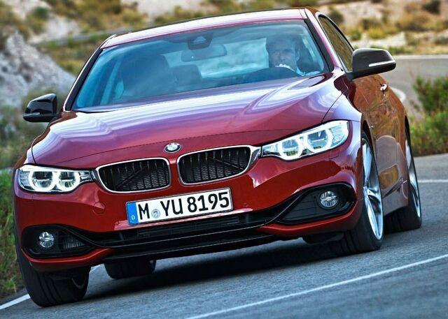 BMW 435 2016