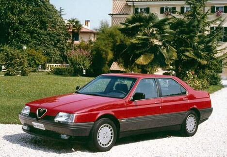 Alfa Romeo 164 null