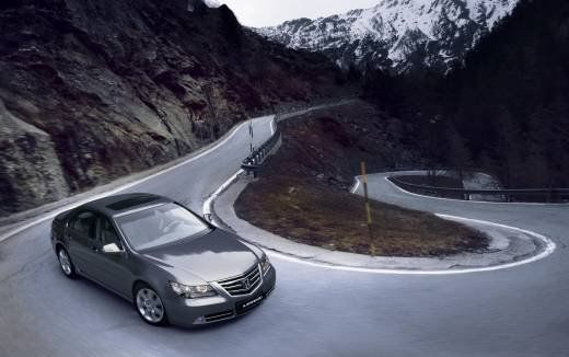 Honda Legend null