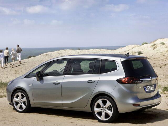 Opel Zafira null
