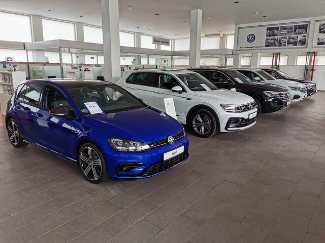"""Купить новое авто  в Одессе в автосалоне """"Автомобильный дом Volkswagen""""   Фото 8 на Automoto.ua"""