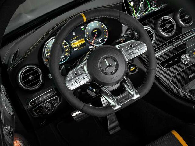 Новый автомобиль Мерседес Ц-Класс 2020 года от 84327$ на AutoMoto.ua | фото 15